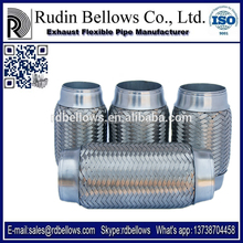 RUDIN flexible metal exhaust pipe for small engine