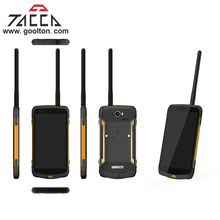 "Hot selling 5.5"" PTT NFC FHD 3+32G 8+20Mp 4G Octa-core ip 68 explosion proof walkie talkie mobile phone"