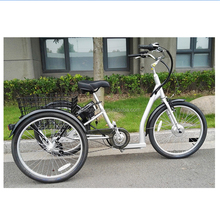 new hot selling 3 wheel motorized bike electric cargo trike three electric cargo tricycle/cargo bike