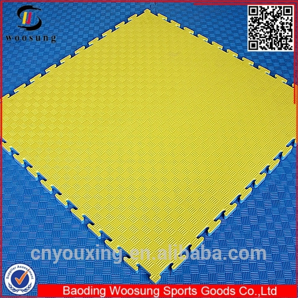 Taekwondo EVA Foam Used Tatami Puzzle Mats Martial Arts Cheap Used Wresting Mat Gym Flooring