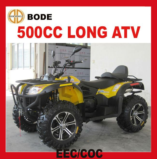 Factory direct sale 500cc chinese atv brands with EEC