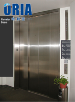 Modern design~ stainless steel small building elevator