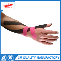Dongguan OEM Factory Olympic games Muscle Pain Relief sport Kinesiology tape