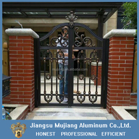 Aluminum Garden Gates Garden Luxury Gate