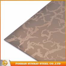 Factory Competitive Price Etching Stainless Steel Scrap Grade 304 316 For Decoration