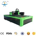 model ecnomic NC-3015 300W laser fiber cutting machine cutting stainless carbon steel