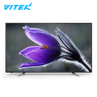 OEM China Large screen 65 inch Ultra HD 4K smart TV Led TV lcd television