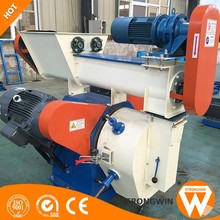 olive rubber wood pellet machine used widely