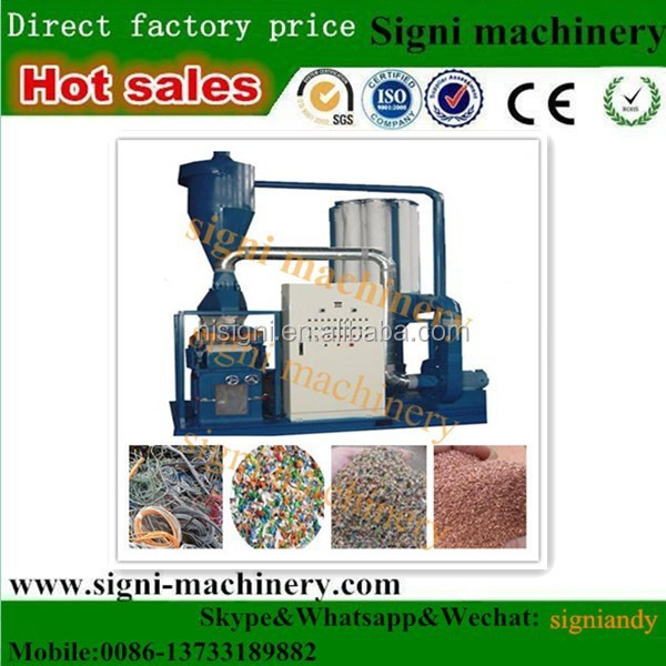 Scrap Copper Cable Recycling Peeler