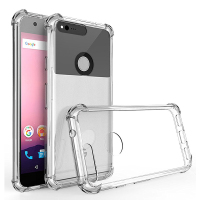 C&T Soft Transparent TPU Clear Phone Case for Google Pixel