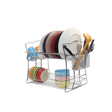 2018 kitchen storage new product kitchen unique dish rack metal dish drying rack metal wire bronze wire rack