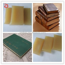 Jelly glue/hot melt glue/cake glue for stamp albums,dictionaries