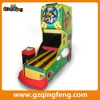 coin operated arcade Game park cricket bowling machine for sale