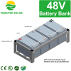 Environment Friendliness 48v 150ah Solar Battery