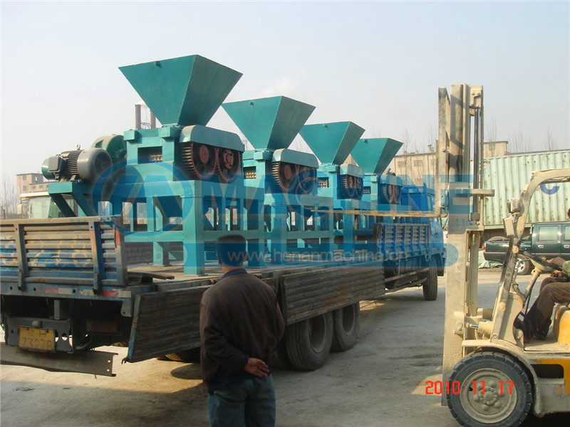 mineral power/coal/biomass power briquette making machines.reliable manufactor