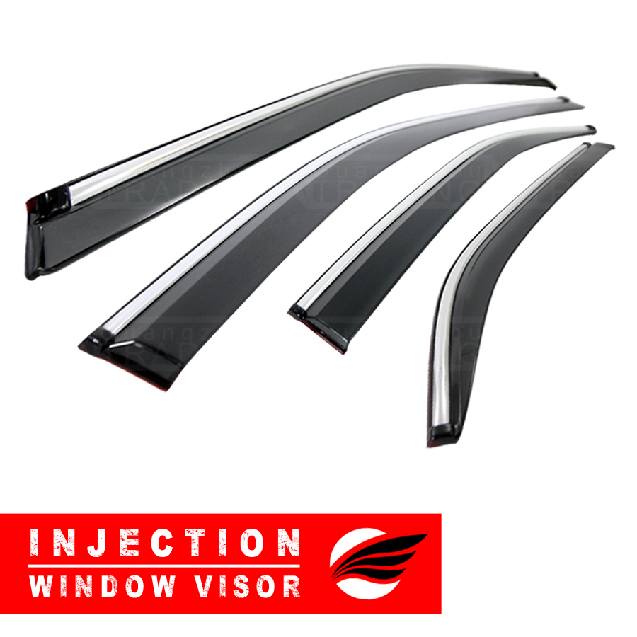 High Quality Cheap Weathershields Window Visors for Mazda3 04-07