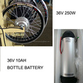electric bicycle kit with Tube Li-ion Ebike