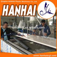 Multifunctional high quality pvc window frame production line pvc window profile production line chinese plant