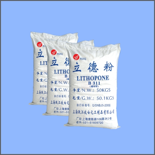 lithopone B311 from manufacturer / white pigment