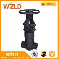 WZLD China Manufacturer ANSI/ASTM Seal Industrial Cast Steel Os&Y Grooved End Gate Valve