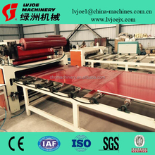 Automatic Production Line For Gypsum Ceiling Board With PVC Film And Aluminium Foil