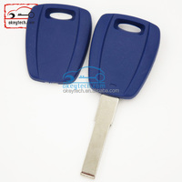 High quality Fiat transponder key shell with TPX position without fiat logo place fofiat Albea Weekend Ground Punto Linea Palio