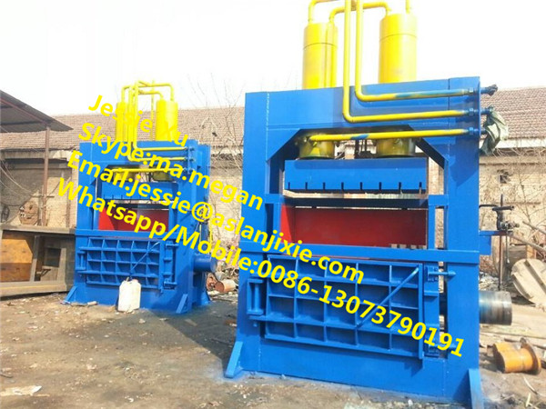 Best quality hydraulic waste paper baling machine/waste paper baler compressor