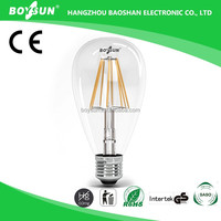 High Performance-Price Alibaba China OEM 4W e27 led filament