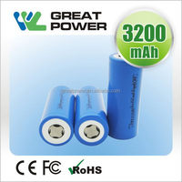 Good quality Best-Selling lifepo4 battery cell 26650 3000mah