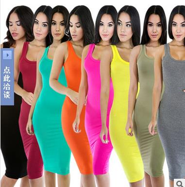 New design ladies dresses western summer clothes fashion backless long woman sexy bandage dress