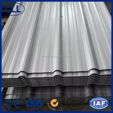 Specialty Galvanized Corrugated Steel Metal Roofing Sheet For Shed