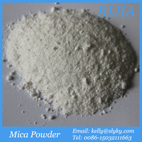 Heat Insulation Wet Ground Mica Powder Filler,Silver Mica Powder