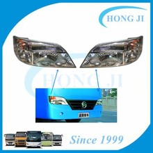 Competitive price headlamps 5-0071 for Golden Dragon bus led lamp