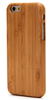 Ultra-thin Wooden Cell Phone Case Bamboo Phone Back Cover