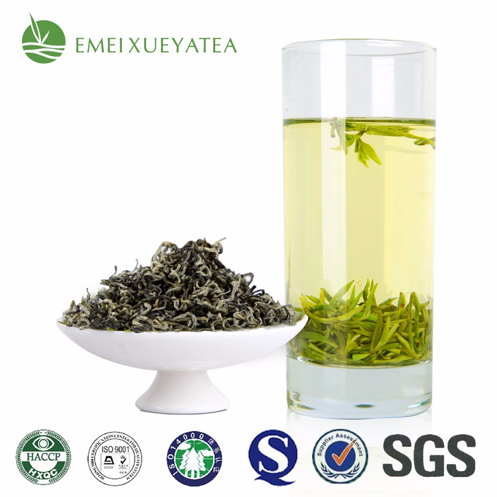 Chinese wholesaler best green tea price per kg brands
