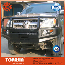 4x4 off-road and SUV front bumper with bull bar used for Toyota Hilux Vigo 2011