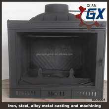 cast iron stove leg