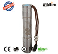 high power rechargeable multiple battery UV flashlight