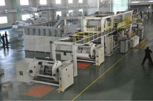 SYLS series silicon laminated paper extrusion coating machine