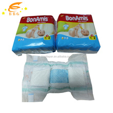 Wholesale kenya pink disposable baby diaper with breathable sheet baby diapers made in china