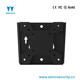 adjustable Steel mateil fixed tv wall mount 100 x 100 mm brackets tilt
