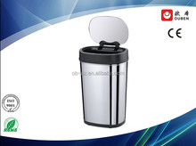 Decorative automatic sensor sanitizer bin trash can 30L