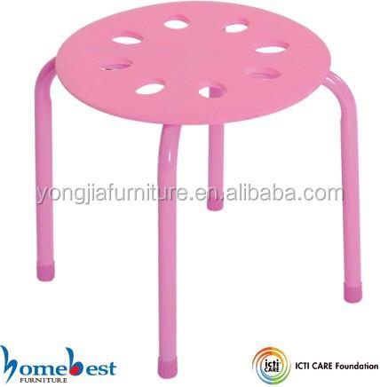 Pas cher en plastique tabouret empilable enfants chaise - Tabouret en plastique pas cher ...