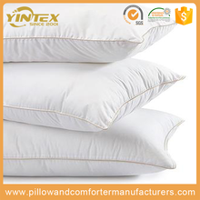 All pattern welcome cheap home hotel beautiful decorative polyester pillow with cotton polyester fabric and fiber ball filling