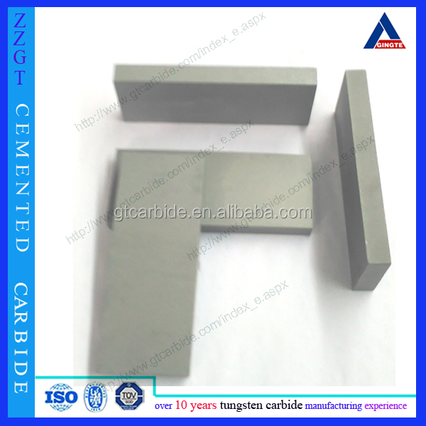 various size available for tungsten carbide blocks for sale