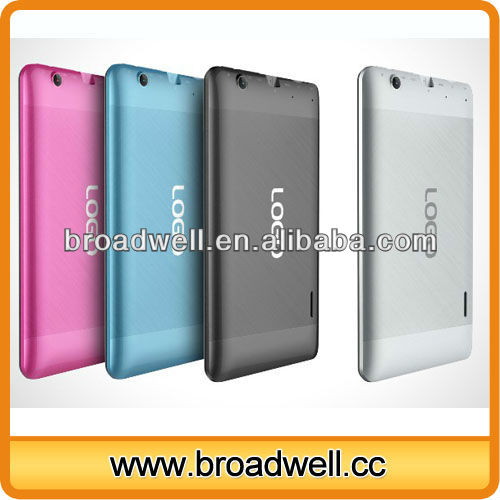 Different Color Slim Bezel VIA8880 Dual Core Android 4.2 7 inch clearance sale tablet with HDMI