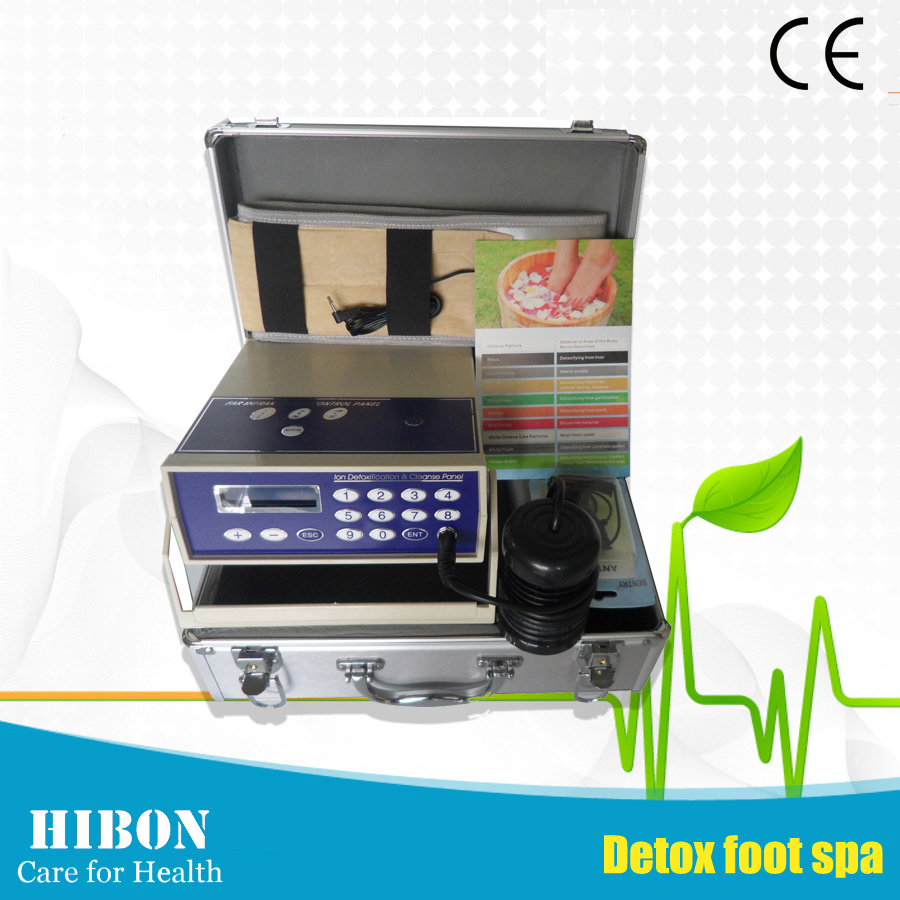 Ionic Operation System Detox Foot Spa Detox Foot Spa Cleanser