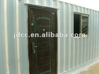 container house for living, school, office