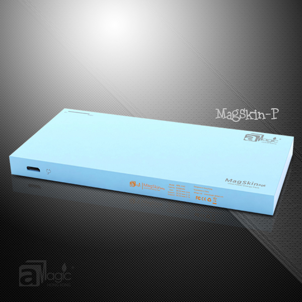 Best-selling aMagic MagSkin-P06 6000mAh power bank