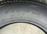 5.00-15 China sawtooth motorcycle tyre manufacturers